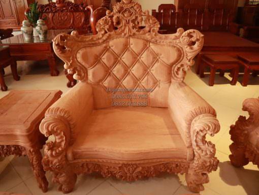 Bàn ghế hoàng gia hàng mẫu siêu to - Lou:006
