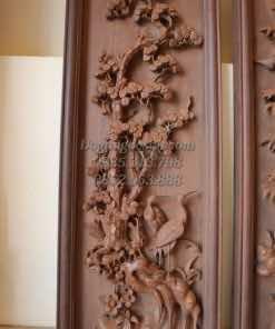 tranh treo tường tứ quý