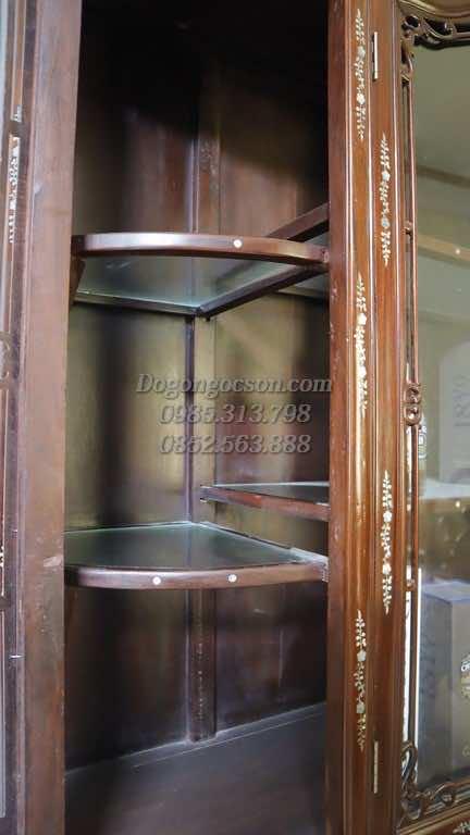 Các tầng của TRG005