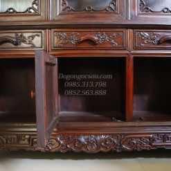 Tủ rượu phòng khách TRG003