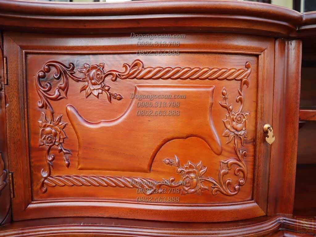 Cửa tủ 2 bên của KTV002