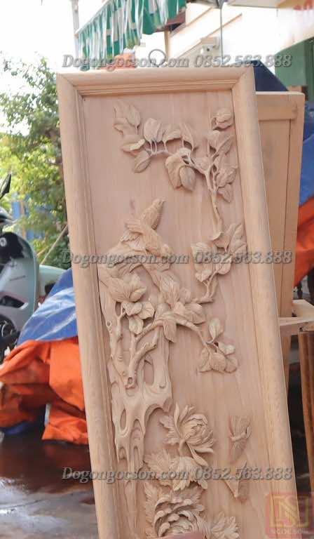 Màu sắc gỗ ngọc am
