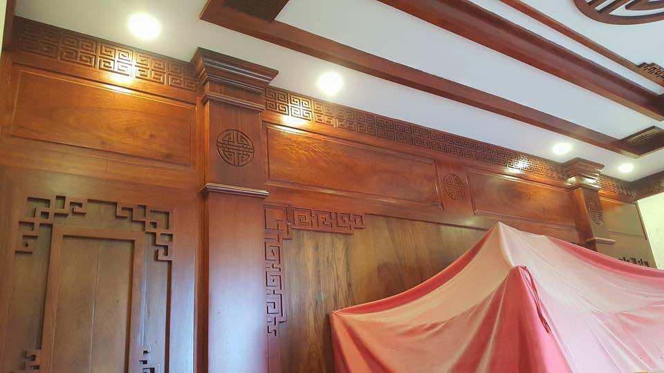 Chữ thọ trong phòng thờ