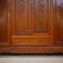 Hình ảnh chiếc tủ quần áo TQA003