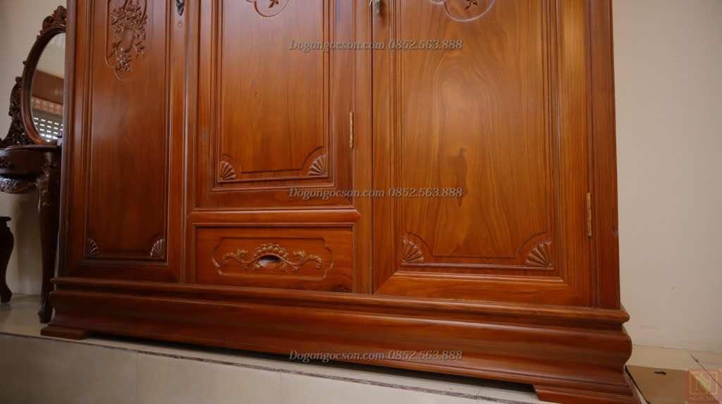 Hình ảnh chi tiết của tủ quần ảo TQA002