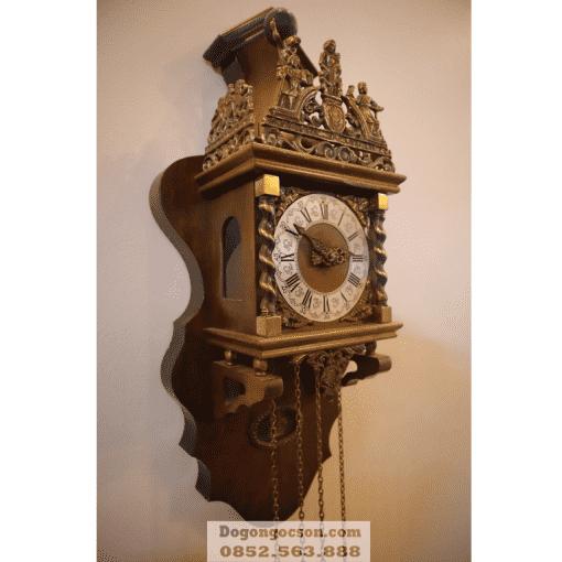 Đồng hồ treo tường Hà Lan Nu Elck Syn sin