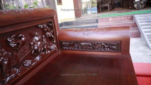 Khớp nối vai ghế, tựa ghế và mặt ghế